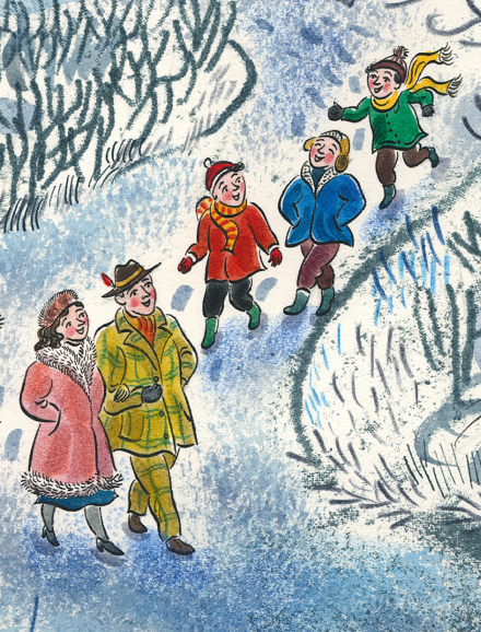 The Telegraph Magazine, Christmas Memories