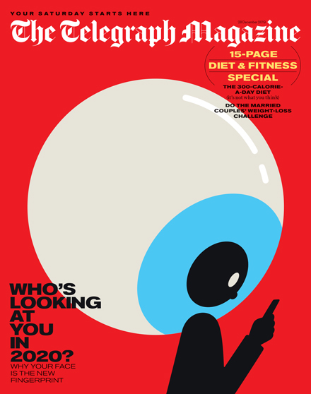 The Telegraph Magazine Redesign 2019